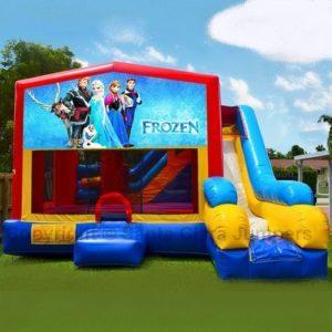 Frozen 4n1 Combo Slide-out