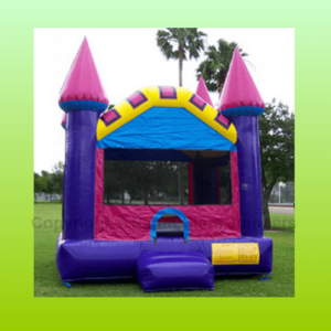 Pinky Castle Bouncer
